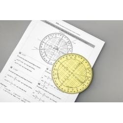 Rapporteur trigonométrie